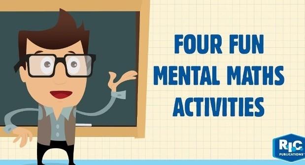 Four Fun Mental Maths Activities