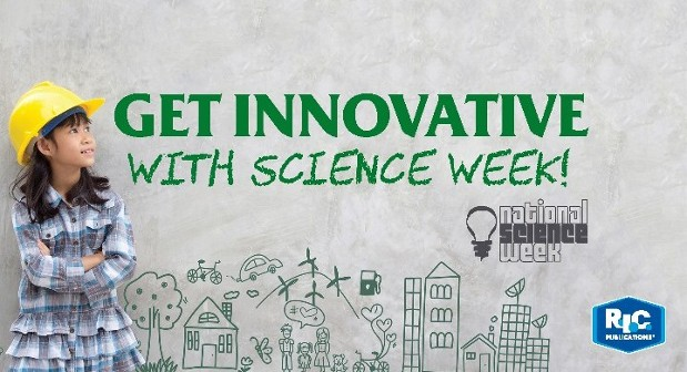 Get innovative with Science Week!