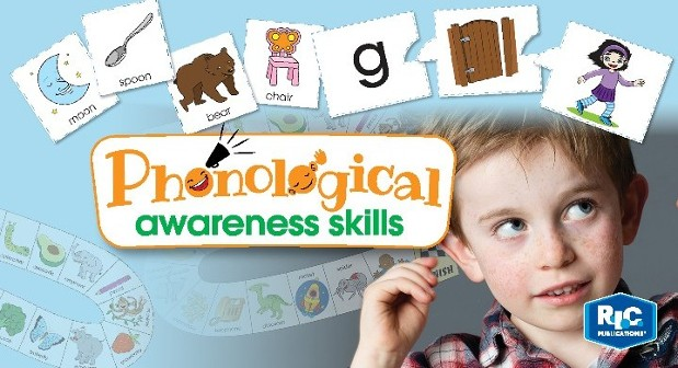 Phonological and phonemic awareness skills