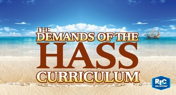The demands of the HASS curriculum