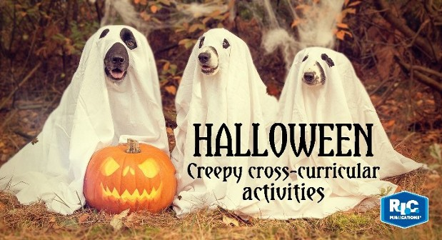 Halloween - Creepy cross-curricular activities