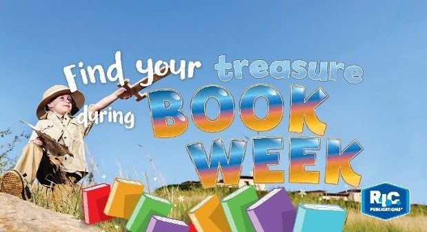Find your treasure during Book Week