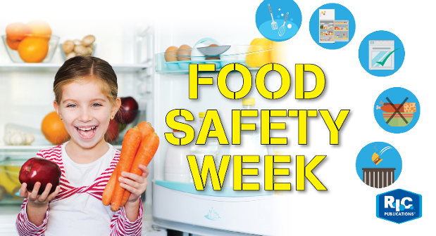 Food safety week - 10-17 November