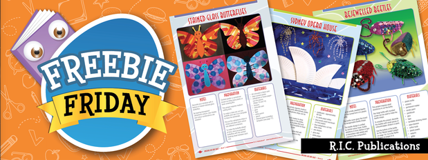 Freebie Friday Awesome Art And Craft Projects